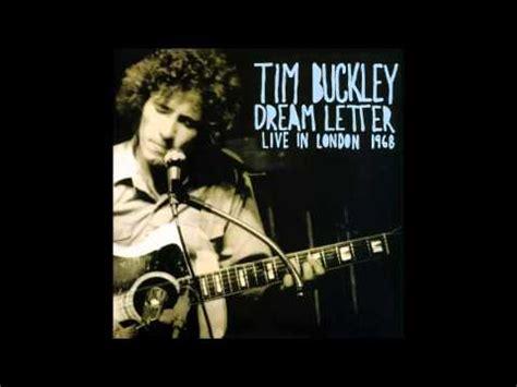 dream themes london live tim buckley dream letter live in london 68 full album
