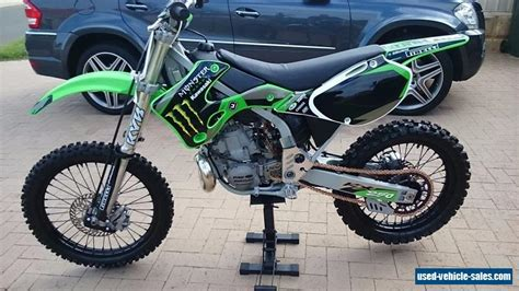 kawasaki motocross bikes for sale kawasaki kx250 l3 for sale in australia