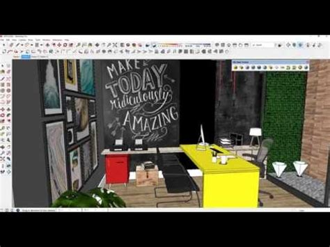 tutorial vray sketchup youtube tutorial sketchup 2015 vray 2 0 360 186 youtube