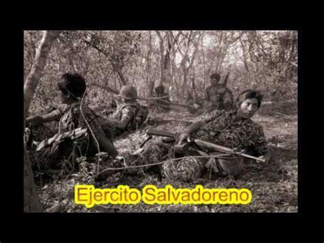 ejercito de el salvador fuerza armada el salvador guanaco la youtube