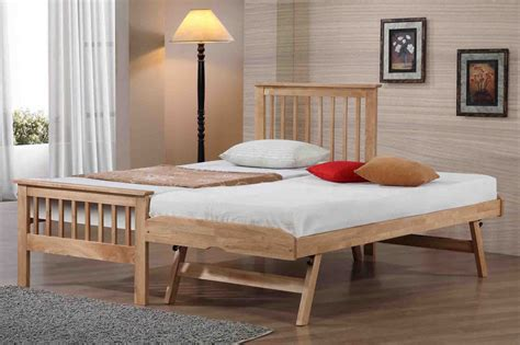 Flintshire Furniture by Pentre Oak Guest Bed Another Great Bed From Flintshire