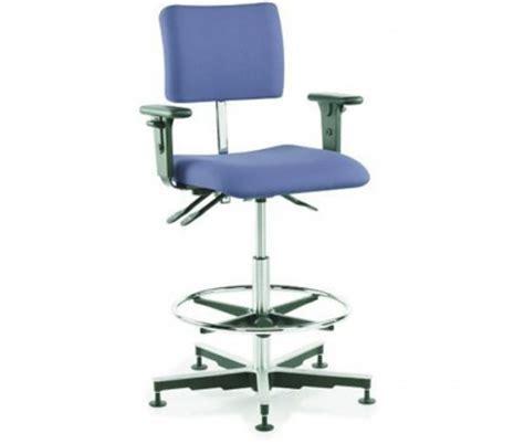 si鑒e ergonomique repose genoux chaise ergonomique d atelier en tissu avec repose pieds et