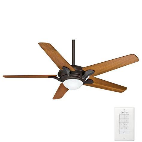 casablanca fan wall switch casablanca bel air 56 in indoor brushed cocoa bronze