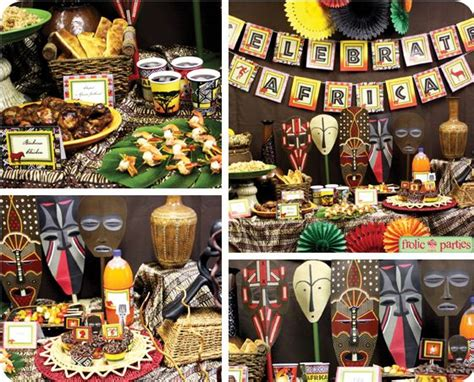 history themed events safari day decoration ideas english c let s explore
