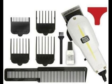 Alat Cukur Moser how to zero overlap wahl cordless taper funnydog tv