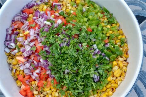 Cold Corn Salad with Some Heat Recipe on Food52