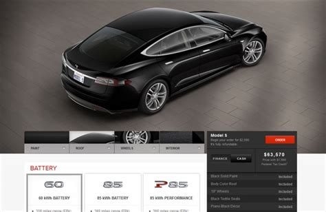 Cheapest Tesla Price Tesla Ups Prices On Some 2013 Model S Options