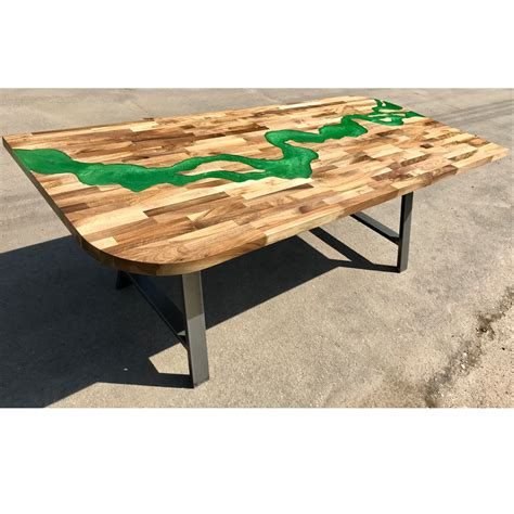 design your own table design your own resin river dining table uk