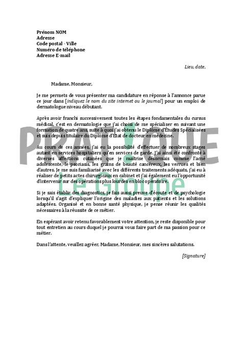 Lettre Motivation Ecole De Kine Exemple Lettre De Motivation Stage Kine Document