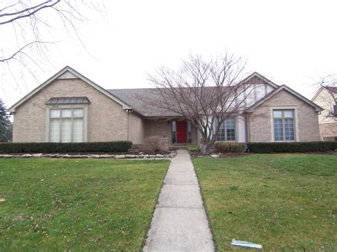 6633 woodcrest drive troy mi 48098 reo home details