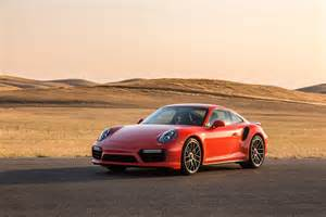 Porsche 911 Turbo S The 2017 Porsche 911 Turbo S Is Motor Trend S Hardest