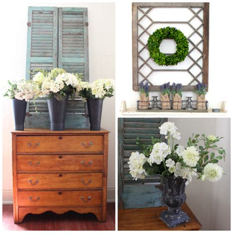 Vintage American Home by 10 Inexpensive Ways To Decorate And Get The Fixer Farmhouse Look Vintage American Home
