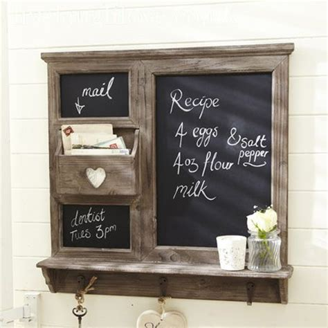 chalkboard ideas for kitchen framed decorative chalkboards chalkboard organizer