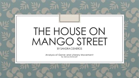 the house on mango street poverty theme buy research papers online cheap the house on mango street