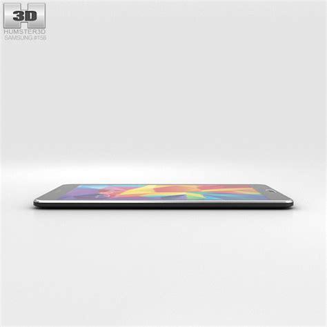 Samsung Tab 4 8 Inch samsung galaxy tab 4 8 0 inch black 3d model hum3d