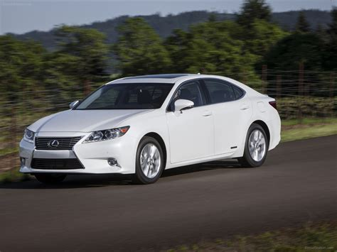 lexus es300 hybrid lexus es 300h hybrid 2013 car wallpapers 14 of 56