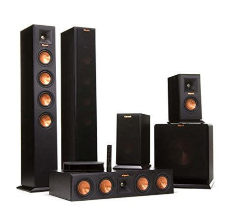 review klipsch rp440wf reference premiere hd