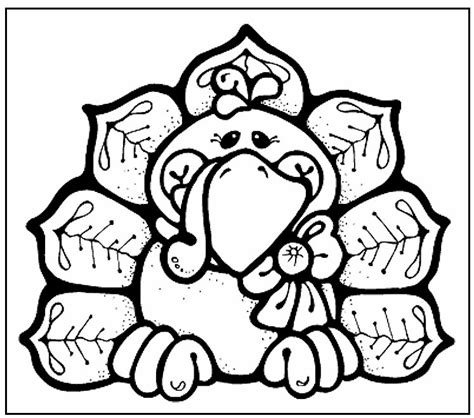 girl turkey coloring page thanksgiving crafts