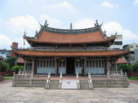 chinese house temple of confucius changhua wikipedia