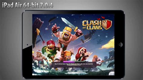 clash of clans cheats for iphone ipad chapter cheats mod clash of clans sandbox attack ipad air youtube