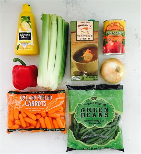 Detox Soup Recipe Crock Pot by Crockpot Vegetable Soup Crockpot Empire