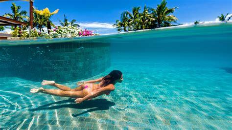 Modern Resort Home Design by Sofitel Fiji Resort Amp Spa Home