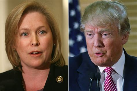 kirsten gillibrand slogan gillibrand says she won t be running against trump in 2020