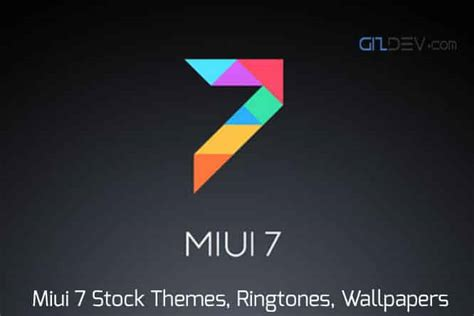 miui themes wallpapers xiaomi miui 7 stock themes ringtones wallpapers download