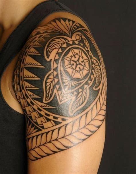 black tortoise tattoo black ink turtle polynesian tattoos
