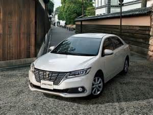 Toyota Premio Toyota Premio Facelift 2016 T260 Jdm Photo Gallery