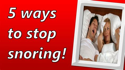 8 Ways To Stop Your Shopaholic Ways by How To Stop Snoring 5 Ways To Stop Snoring