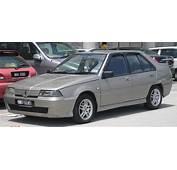 Proton Saga Re Release Second Facelift Front