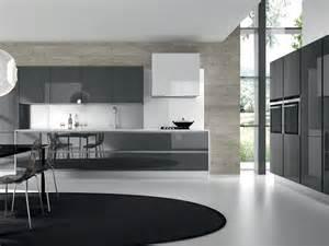 Grey Modern Kitchen Cabinets Modern Grey Kitchen Cabinets