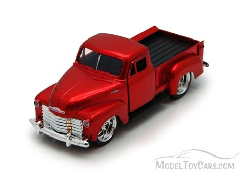 Diecast Truck 1953 chevy truck toys just trucks 97007 1 32 scale diecast model car