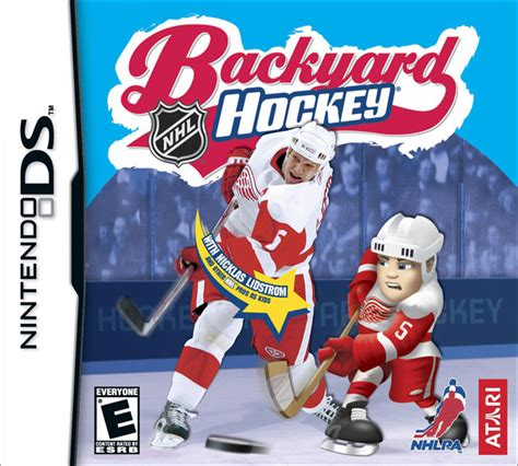 backyard hockey review ign