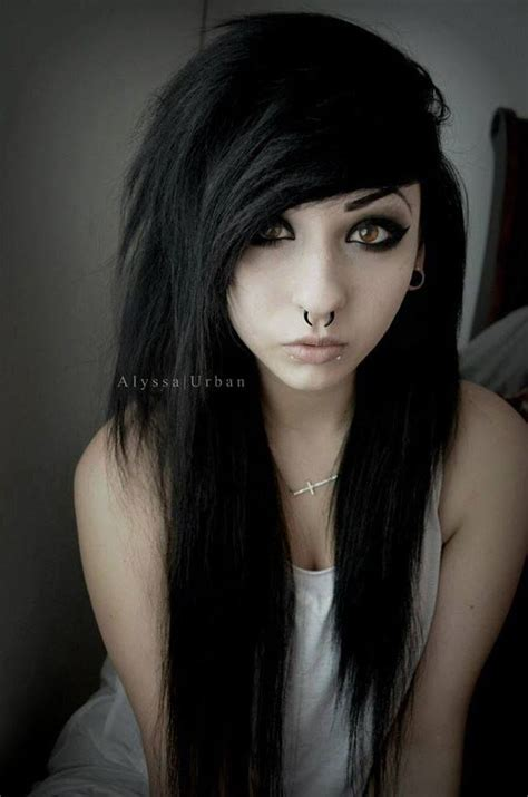 emo haircuts black 17 best lefabulouskilljoy images on pinterest hairstyles