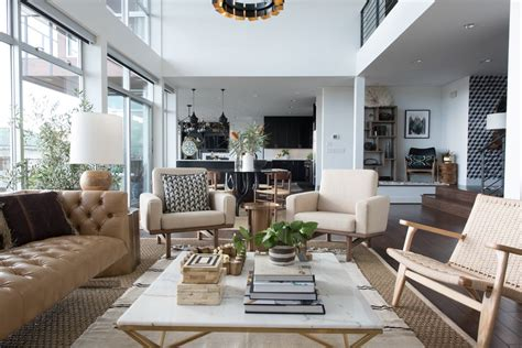 how to decorate a great room modern great room with balcony by atg stores zillow digs