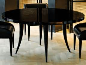 Black Lacquer Dining Room Table by Black Lacquer Dining Room Furniture Kisekae Rakuen Com