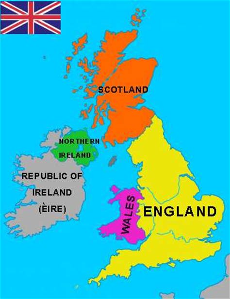 Finding In The Uk Geography Maps Esl Resources