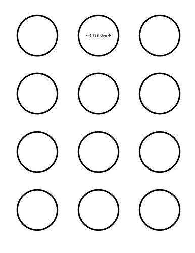 printable macaron template sugarywinzy 1 75 inch macaron template sugarywinzy