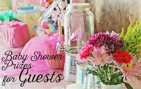 Ideas For Baby Shower Prizes by Baby Shower Prize Ideas That Won T The Bank Holidappy