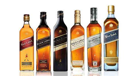 johnny walker colors el hogar whisky johnnie walker