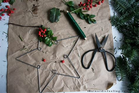 diy scandinavian christmas decorations that nordic feeling