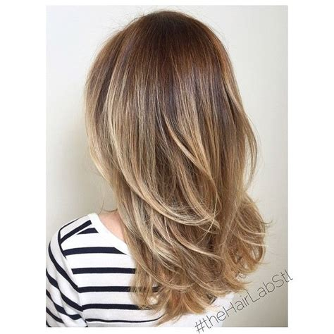 medium hair with blonde balayage hifow quick easy the 25 best ideas about dark blonde balayage on pinterest