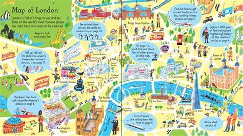 Usborne See Inside Trains look inside london at usborne children s books