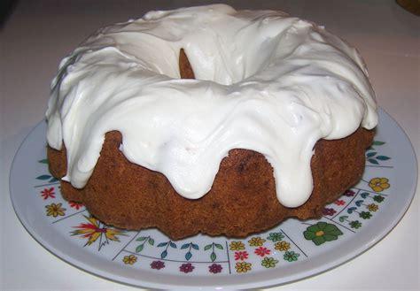 carrot cake recipe desserts