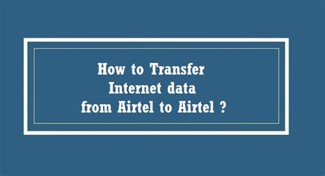 Airtel Credit Transfer Format Loan Help Low Payday Loan