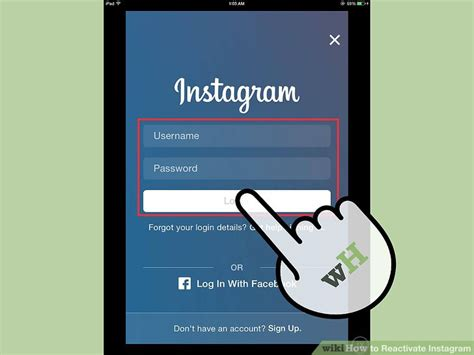 instagram hacker full version how to reactivate instagram 12 steps with pictures