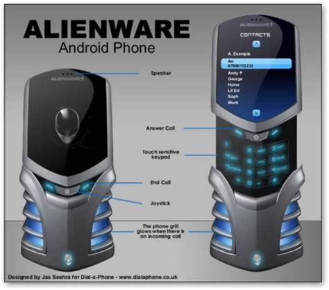 Home Design Software For Android Phones Alienware Mobile Phone Design Built On Android