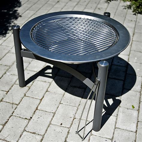 Dancook Firepit Dancook 9000 Stainless Steel Firepit Gardener
